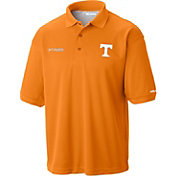 Columbia Men's Tennessee Volunteers Volunteer Orange Perfect Cast Polo