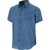 Columbia Men's Under Exposure II Button Up Short Sleeve Shirt