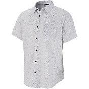 Columbia Men's Under Exposure II Button Up Short Sleeve Shirt