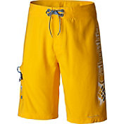 Columbia Men's PFG Logo Board Shorts