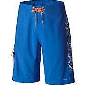 Columbia Men's PFG Logo Board Shorts