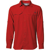 Columbia Men's Silver Ridge Lite Button Up Long Sleeve Shirt