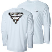 Columbia Men's PFG Terminal Triangle Camo Long Sleeve Shirt