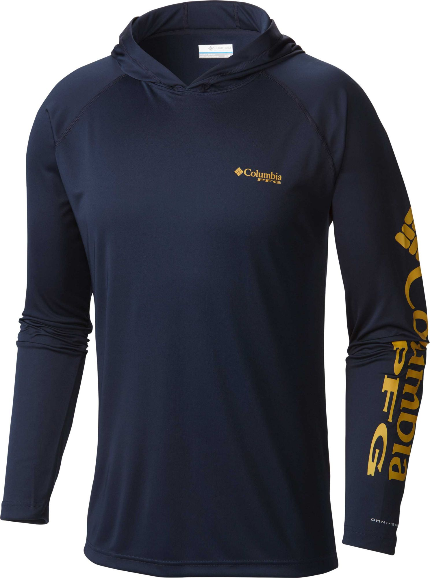 competitive price dc75f fae4d Columbia Mens PFG Terminal Tackle Hoodie DICKS Sporting Goods 80%OFF