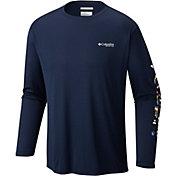 Columbia Men's PFG Terminal Tackle Sleeve Long Sleeve Shirt