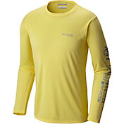 Columbia Men's Terminal Tackle PFG Sleeve Long Sleeve Shirt