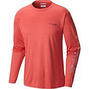 Columbia Men's Terminal Tackle PFG Sleeve Long Sleeve Shirt