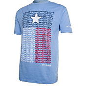 Columbia PFG Texas Flag T-Shirt