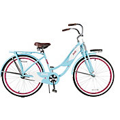 Columbia Women's 1952 Deluxe Beach Cruiser Bike
