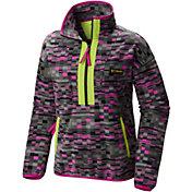 Columbia Women's CSC Originals Printed Fleece Jacket