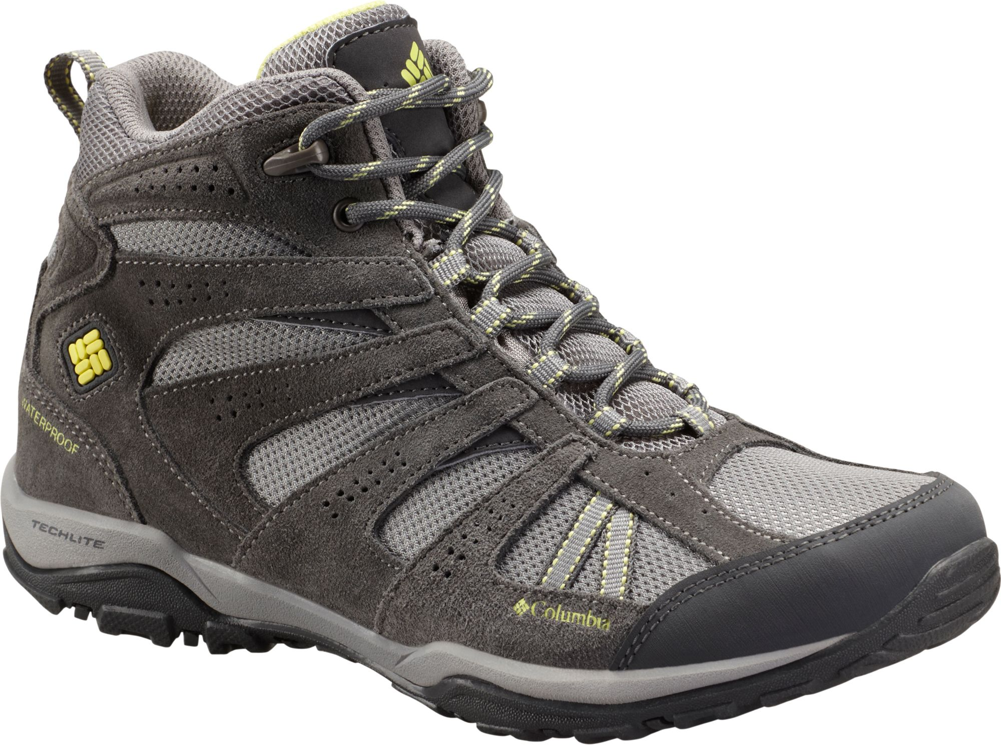 Columbia Women's Dakota Drifter Mid Waterproof Hiking Boots ...