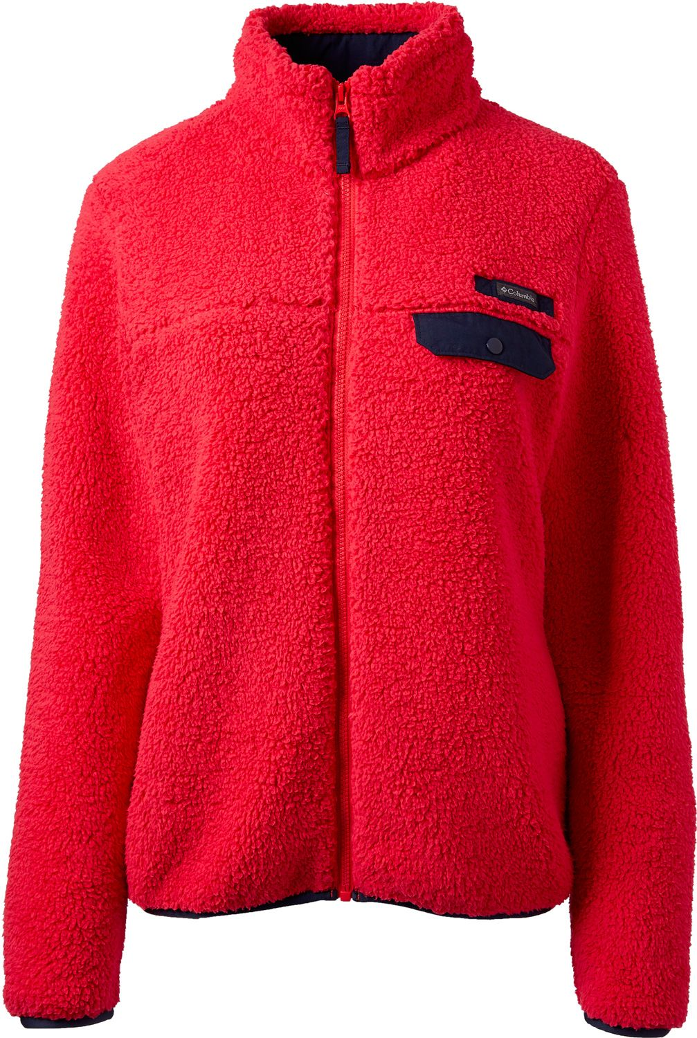 Columbia Women's Mountain Side Heavyweight Fleece Jacket| DICK'S ...