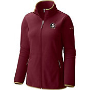 Columbia Women's Florida State Seminoles Garnet Fuller Ridge Fleece Jacket