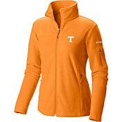 Columbia Women's Tennessee Volunteers Tennessee Orange Give and Go Full-Zip Fleece