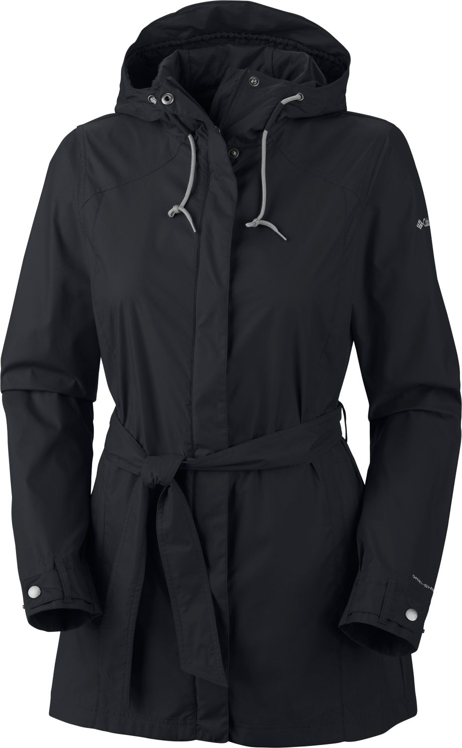Columbia Women's Plus-Size Pardon My Trench Rain Jacket | DICK'S ...