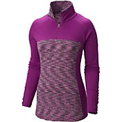 Columbia Women's Plus-Size Outerspaced II Half Zip Pullover