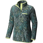 Columbia Women's Mountain Side Printed Pullover Long Sleeve Shirt