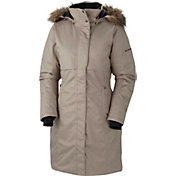 Columbia Women's Apres Arson Long Down Jacket