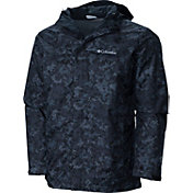Columbia Men's Watertight Printed Rain Jacket