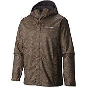 Columbia Men's Watertight Printed Rain Jacket