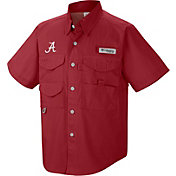 Columbia Youth Alabama Crimson Tide Crimson Bonehead Shirt