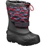 Columbia Kids' Powderbug Plus II 200g Waterproof Winter Boots