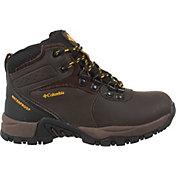 Columbia Kids' Newton Ridge Waterproof Hiking Boots