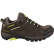 Columbia Kids' Redmond Explore Waterproof Hiking Shoes