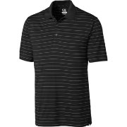 Cutter & Buck Men's DryTec Franklin Stripe Golf Polo - Big & TAll