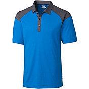 Cutter & Buck Men's CB DryTec Chelan Colorblock Golf Polo