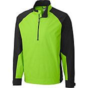 Cutter & Buck Men's CB WeatherTec Summit Quarter-Zip Long Sleeve Golf Pullover