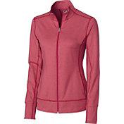 Cutter & Buck Women's DryTec Topspin Full-Zip Golf Jacket