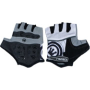 Canari Men's Evolution Fingerless Cycling Gloves