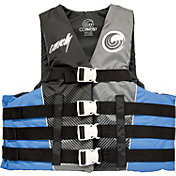 Connelly Men's Promo Four-Belt Nylon Life Vest