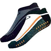 Copper Fit Low Cut Gripper Socks 2 Pack