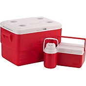 Coleman 36 Quart Cooler Combo Set