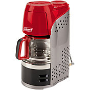 Coleman Portable InstaStart 10-cup Coffeemaker
