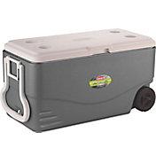 Coleman Xtreme 6 82 Quart Rolling Cooler