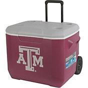 Coleman Texas A&M Aggies 60qt Wheeled Cooler