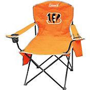Coleman Cincinnati Bengals XL Quad Chair With Cooler
