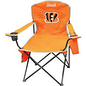 Coleman Cincinnati Bengals XL Quad Chair With Cooler