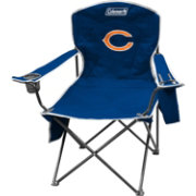 Coleman Chicago Bears XL Quad Chair With Cooler