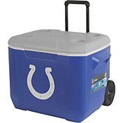 Coleman Indianapolis Colts 60qt Wheeled Cooler