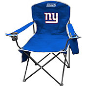 Coleman New York Giants XL Quad Chair With Cooler