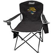 Coleman Jacksonville Jaguars XL Quad Chair With Cooler