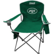 Coleman New York Jets XL Quad Chair With Cooler