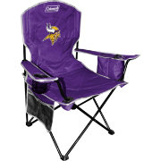 Coleman Minnesota Vikings XL Quad Chair With Cooler