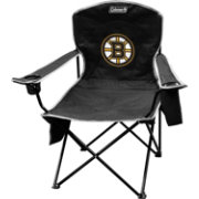 Coleman Boston Bruins Quad Chair With Cooler