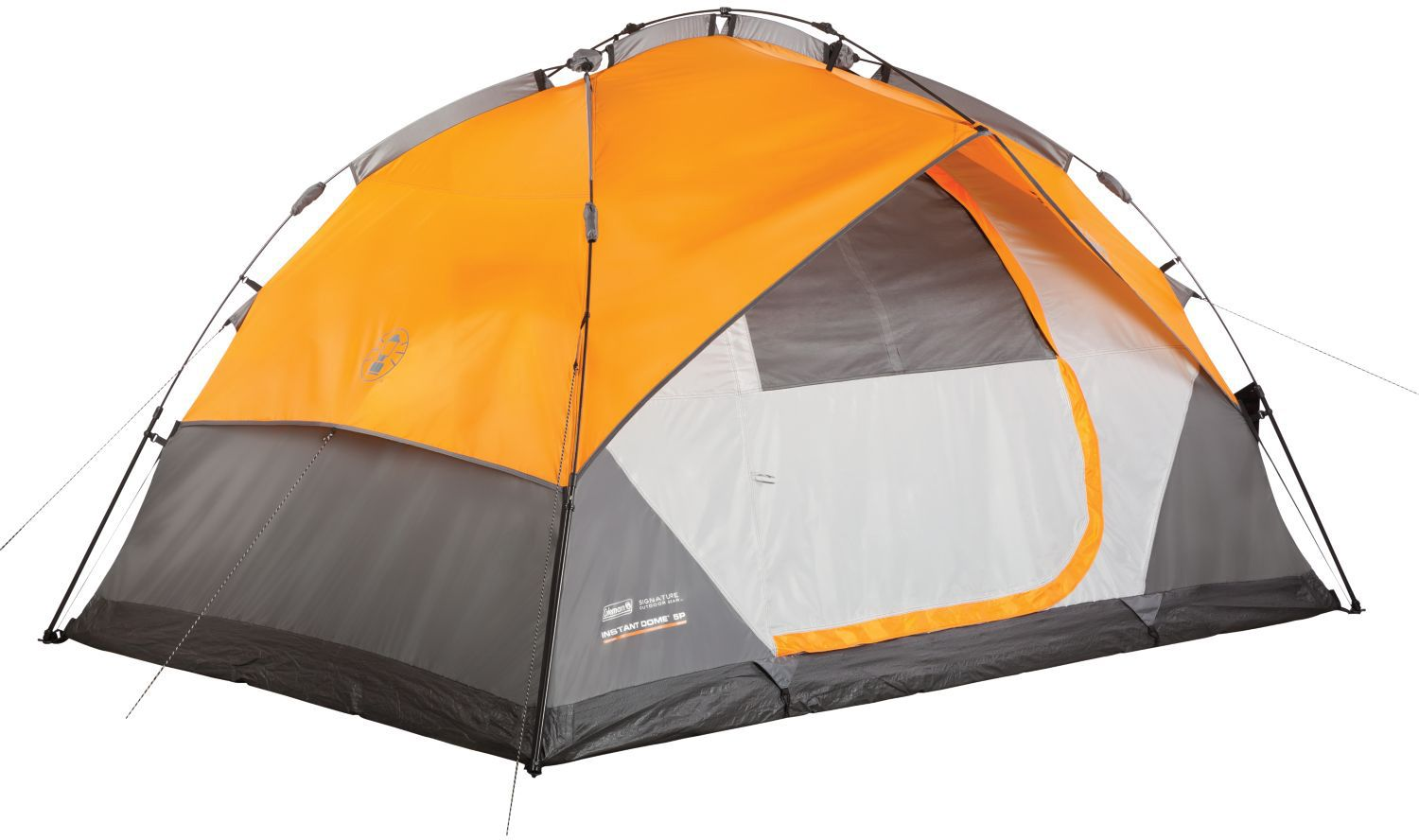 noImageFound ???  sc 1 st  DICKu0027S Sporting Goods & Coleman Instant Dome 5 Person Tent with Integrated Fly | DICKu0027S ...