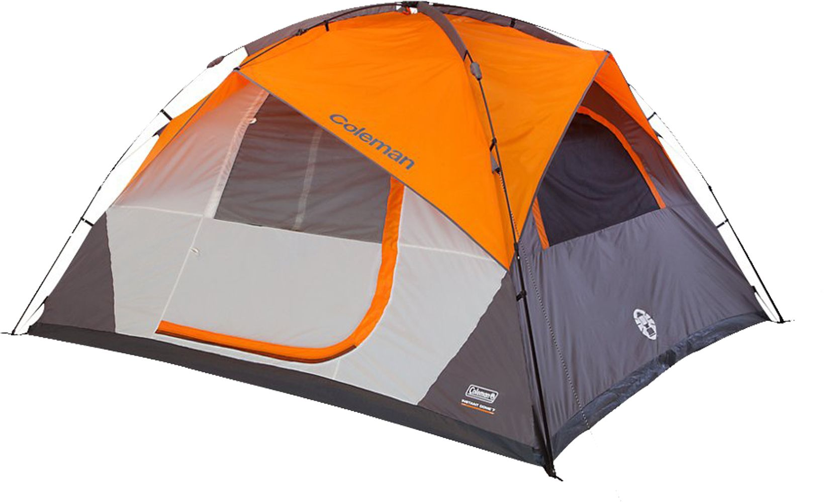 noImageFound ???  sc 1 st  DICKu0027S Sporting Goods & Coleman Signature Instant Dome 7 Person Tent with Integrated Fly ...